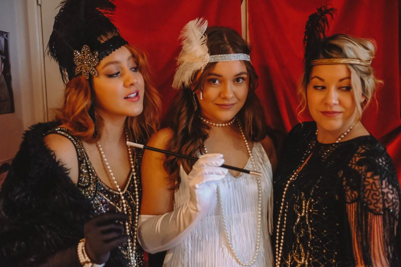 How to host a 1920's Murder Mystery Party